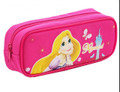 Tangled Rapunzel Pencil Case, Pencil Box - Hot Pink