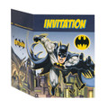 Batman Pack of 8 Invitations