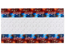 Captain America Civil War Plastic Table Cover