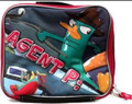 Phineas & Ferb: Agent P In Action Insulated Lunch-Bag