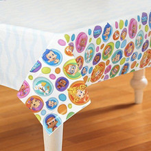 Bubble Guppies Plastic Tablecover Table Cover