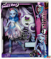 "Monster High ""Ghouls Rule"" Abbey Bominable Plastic Doll and Accessories"
