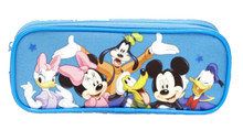 Mickey Mouse Plastic Pencil Case Pencil Box - Blue Group