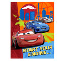 Disney's Cars Pack of 8 Invitations