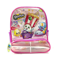 Shopkins Small Toddler Backpack - Popcorn
