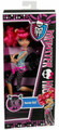 "Monster High ""Dance Class"" Howleen Wolf  Plastic Doll and Accessories"