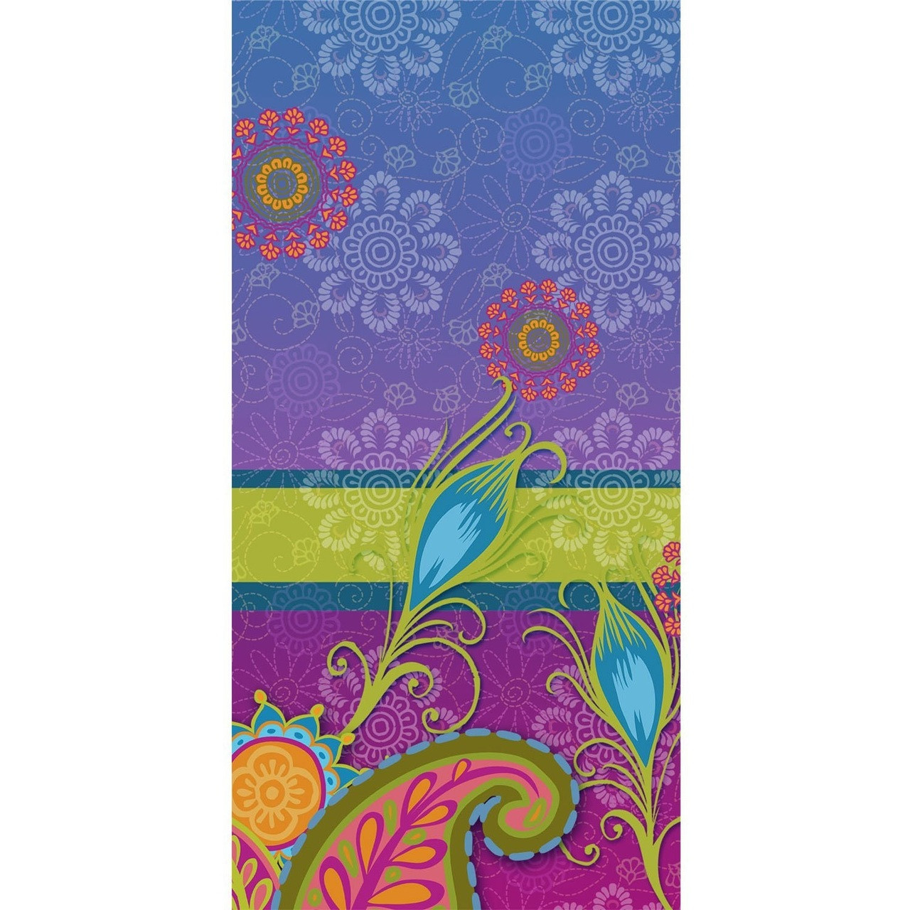 Wizards of Waverly Place Plastic Tablecover Table Cover
