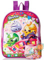 Shopkins Small Toddler Backpack with Coin Purse