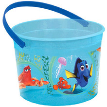 Finding Dory Plastic Favor Bucket Container ( 1pc )