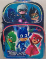 "PJ Masks 16"" Inch Large Backpack"