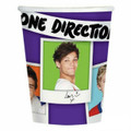 One Direction 1D 9oz Paper Drinking Cups Party Birthday Glasses Zayn Harry Niall