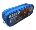 Pencil Case - Iron Man - Mark IV - Blue