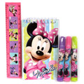 Minnie Mouse Bow-tique 5 Pc Stationery Set School Kit