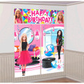 Barbie Giant Scene Setter Wall Decorating Kit
