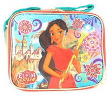 Elena of Avalor Cloth Lunch Box - Red