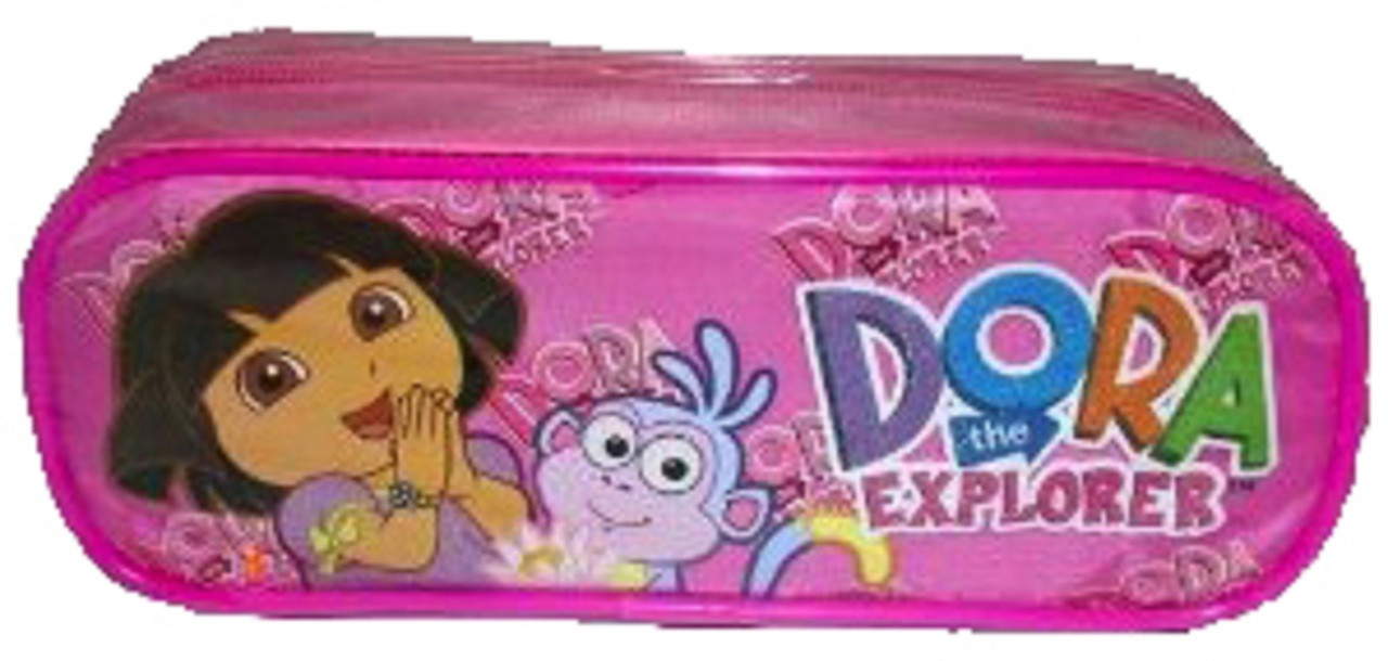 Pencil Case - Dora the Explorer - Hot Pink