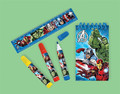 Avengers Assemble 5 pc. Stationery Set
