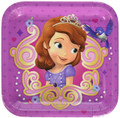 Princess Sofia the First 7 Inch Party Cake Plates Dessert Sophia the 1st