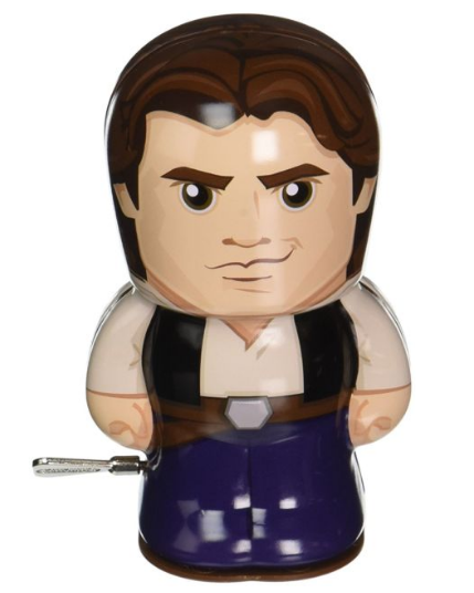 Star Wars Han Solo  Shylling Collectible Tin Wind Up Toy Figure