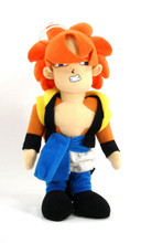 "Dragon Ball Z SS4 (Super Sayain) GoGeta 12"" Plush Toy Figure Dragonball"