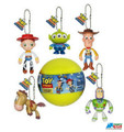 Toy Story Plastic Swinging Collectible Figures Keychains - Random