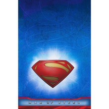 Superman Plastic Tablecover Table Cover