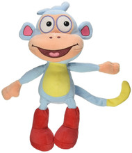 Dora the Explorer Ty Beanie Buddy 10 Inch Plush Toy - Boots