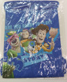 Drawstring Bag - Toy Story 3 Blue Cloth String Bag