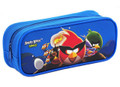 Angry Birds Space Plastic Pencil Case, Pencil Box - Blue