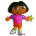 "Dora the Explorer Small 24"" Inflatable Toy Inflate"
