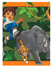 Diego Plastic Tablecover Table Cover