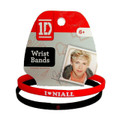 One Direction 1D Rubber Band Wristlet Bracelet - Niall