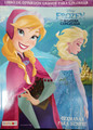 Coloring Book - Frozen - In Spanish - 96p C & A - Hermanas Para Siempre