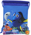 Drawstring Bag - Finding Dory Blue Cloth String Bag