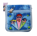 Power Puff Gilrs Cloth Purse Wallet  - All Star Team