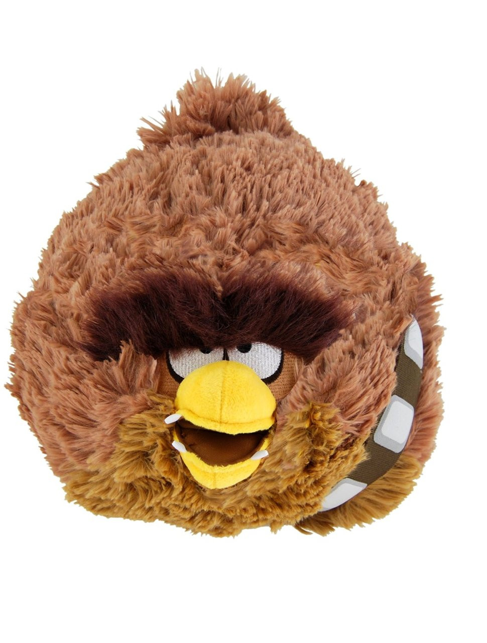 Angry Birds Star Wars Large 16 Inch Plush Toy - Chewbacca
