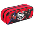 Pencil Case - Superman VS Batman - Red