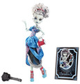 "Monster High Collection ""Threadarella"" Frankie Stein Plastic Doll Accessories"