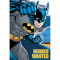 Batman Pack of 8 Postcard Invitations