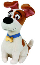 Secret Life of Pets Small Beanie Baby Plush - Max