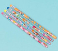 Lalaloopsy Light-pink/Purple/Light-blue/Orange Wooden Pencils Pack of 12