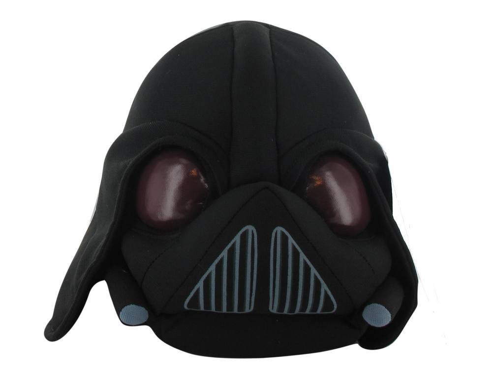 Angry Birds Star Wars Large 16 Inch Plush Toy - Darth Vader