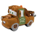 Disney Store Original Cars 2 Mater Medium 11 Inch  Plush Toy