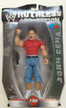 WWE John Cena Ruthless Agression Figure - Red