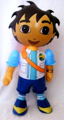 """Diego Small 24"""" Inflatable Toy Inflate"""