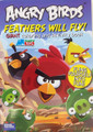 Angry Birds 96P Giant Coloring and Activity Book - Feathers Will Fly