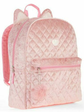 Backpack - Kitty Backpack - Large 16 Inch- Pink