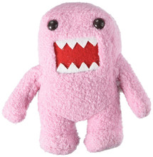 "Domo Small 8"" Plush Toy - Pink"