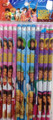 High School Musical  2 Pack of 12 Wooden Pencils