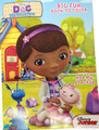 Doc McStuffins Jumbo 96 pg. Coloring and Activity Book - Had my Checkup